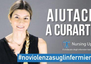 #noviolenzasuglinfermieri: anche Maria Vittoria Cusumano al fianco di Nursing Up 1