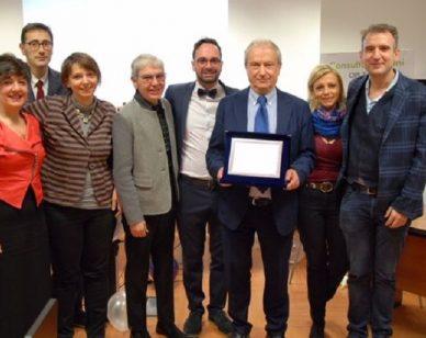 """Premio """"Mani che pensano"""", Giuseppe Marmo si aggiudica la prima edizione"""