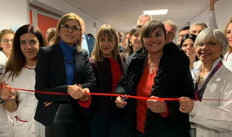 Sestri Levante, inaugurato reparto a conduzione infermieristica