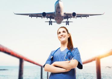 """Travel nurse: l'infermiere """"viaggiatore"""""""