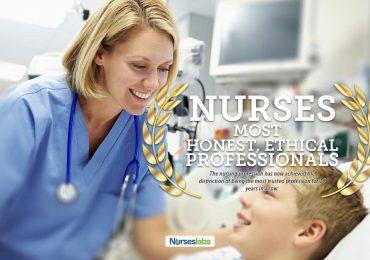 USA: infermieri al primo posto tra i professionisti più onesti ed eticamente corretti per il 18° anno consecutivo 1
