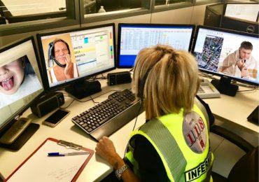 118 Torino: con la videochiamata gli operatori in centrale potranno valutare il paziente precocemente