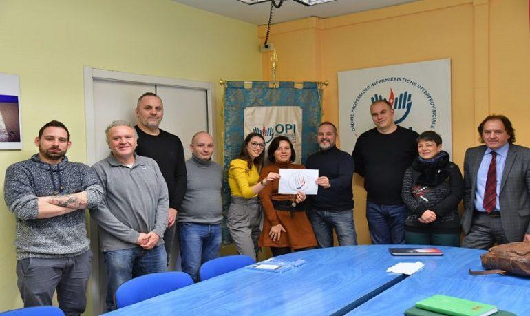 Anno internazionale dell'Infermiere, Opi Firenze-Pistoia premia logo e slogan migliori.