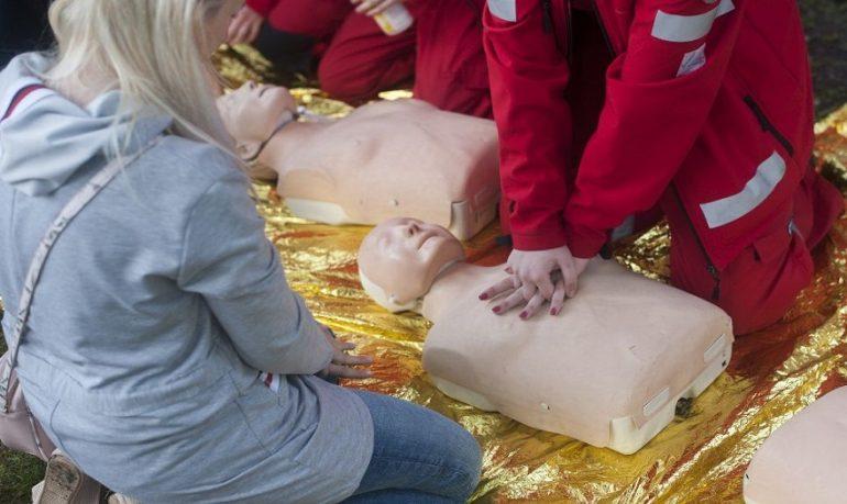 """""""Basic life support and defibrilaltion adulto e pediatrico"""": il nuovo corso di Opi Fi-Pt."""