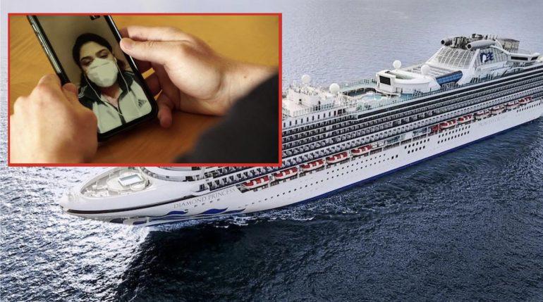 Coronavirus: distribuiti 2.000 iPhone ai passeggeri della Diamond Princess per comunicare con medici e infermieri