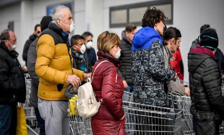 Coronavirus, Italia terza al mondo per numero di contagi: le reazioni degli altri Paesi.