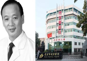 Coronavirus, morto il capo dell'ospedale di Wuhan.