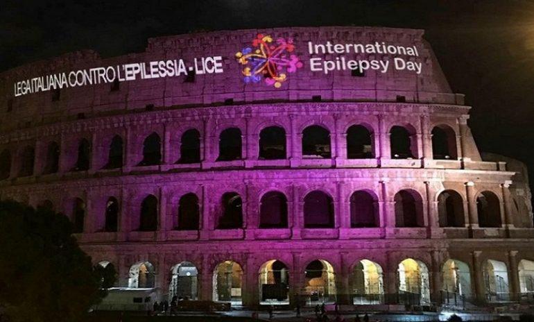 Epilessia, il Colosseo si illuminerà di viola per la Giornata internazionale.
