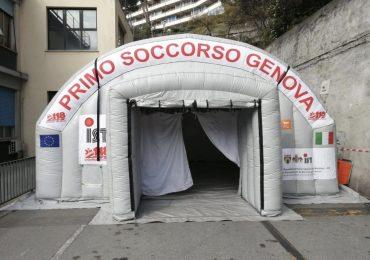 Genova: si presenta autonomamente in PS con i sintomi del Coronavirus. 19 professionisti della salute in isolamento