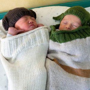 I piccoli pazienti della Terapia Intensiva Neonatale festeggiano il carnevale travestendosi da orsetti e principesse 1