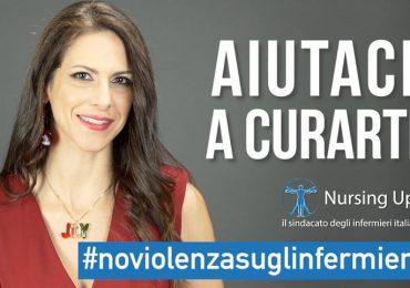 #NoViolenzasuglinfermieri, anche Janet De Nardis sposa la causa di Nursing Up.