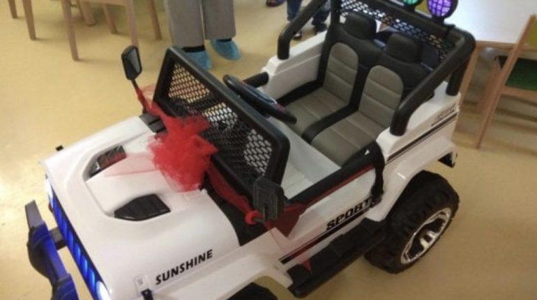 """Sconosciuti distruggono le automobiline dell'Oncoematologia pediatrica:""""I sorrisi dei bambini non si spengono con gesti vandalici"""""""