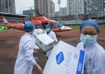 Emergenza Coronavirus: in arrivo dalla Cina 2 milioni di mascherine, 20mila tute protettive e 50mila tamponi