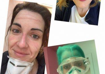 """Il racconto di Francesca """"Io infermiera caduta in battaglia"""""""