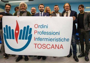 A Firenze gli Stati generali dell'infermieristica toscana. 1