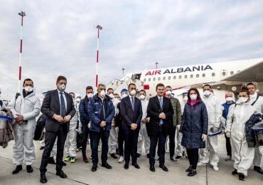 """Coronavirus, l'Albania tende la mano all'Italia: """"Sono 30 che ci aiutate. Dobbiamo ricambiare""""."""