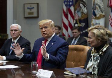 Coronavirus, Trump valuta intervento in favore degli americani senza assicurazione sanitaria.