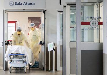 Coronavirus: un paziente con complicanze costa allo Stato italiano oltre 20.000 euro