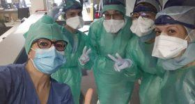 """Domenica, infermiera a Biella in Covid Unit""""La 2^ settimana è stata massacrante…Psicologicamente distrutta, devastata"""""""