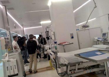 """Emergenza Coronavirus in Lombardia:""""Stiamo creando terapie intensive anche nei corridoi"""""""