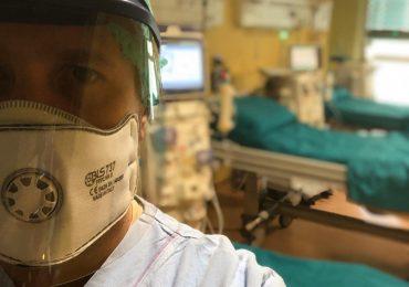 """Il messaggio di Pellegrino Coretti, infermiere Asst del """"Niguarda"""" di Milano sull'emergenza coronavirus: """"Ce la faremo"""""""
