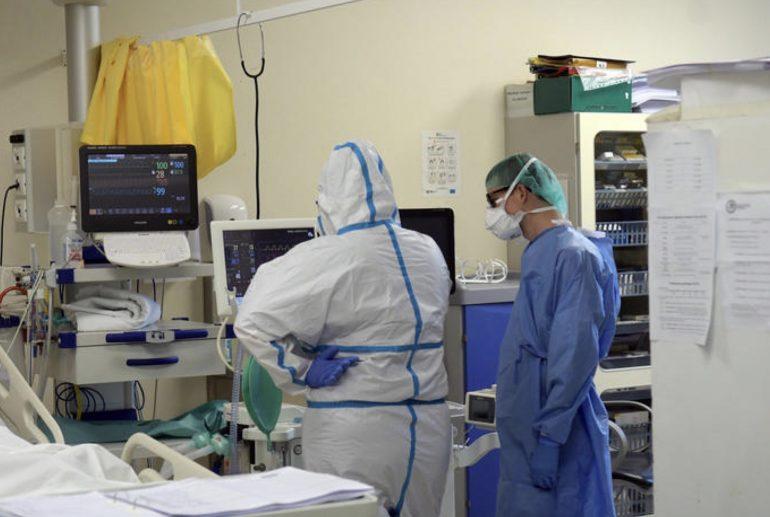 Task Force Coronavirus: ben 9.448 infermieri si candidano in poche ore