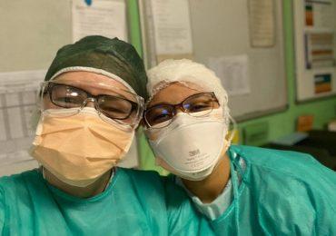 Coronavirus: diario di un'infermiera in prima linea.