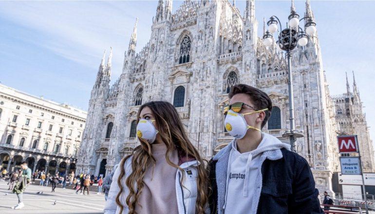 Coronavirus: indossare mascherine diventa obbligatorio per ogni cittadino lombardo