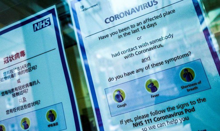 """Coronavirus, infermiera italiana a Londra: """"Qui il personale sanitario è meno protetto""""."""