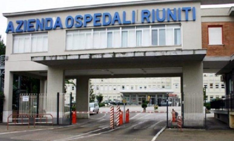 Coronavirus, nuovi casi di positività agli Ospedali Riuniti di Foggia.
