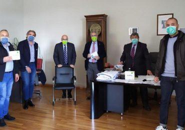 Coronavirus, Opi Caserta dona 400 mascherine e 400 test rapidi.