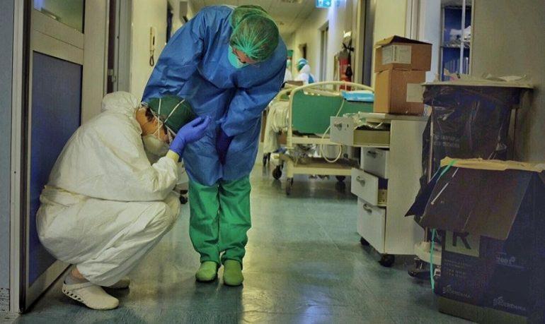 """Coronavirus, un'infermiera da Cremona: """"Stare in casa vi stressa? Immaginate quanto siamo stressati noi"""". 1"""