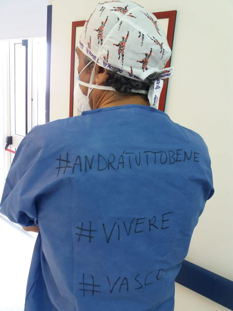 """Gianluigi, infermiere in oncologia """"non smettiamo di regalare un sorriso"""" ai nostri pazienti 1"""