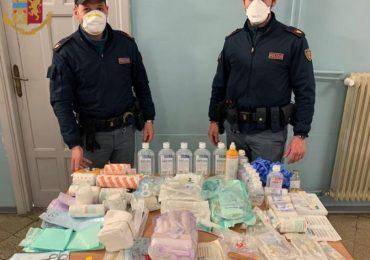 Infermiere arrestato per furto di mascherine: dura condanna dell'Opi di Roma