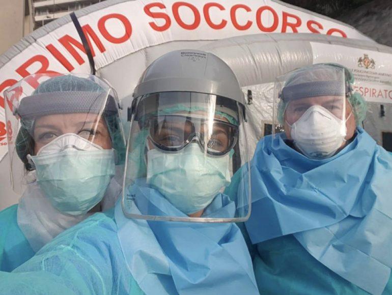 """Infermieri usa e getta per l'emergenza Coronavirus:""""Perché nessuno vuole assumerci a tempo indeterminato?"""" 1"""