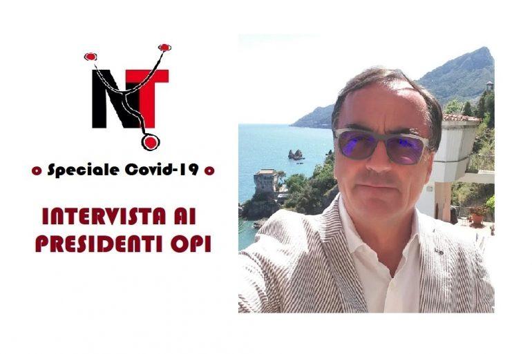 L'intervista a Francesco Falli, vicepresidente di OPI La Spezia