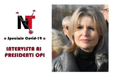 L'intervista a  Marina Bottacin, presidente dell'OPI di Venezia