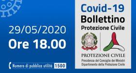 Bollettino Ufficiale Coronavirus: tornano a scendere i nuovi positivi