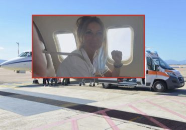 Coronavirus, infermiera in volo per riportare in Italia una paziente trasferita in rianimazione a Brema
