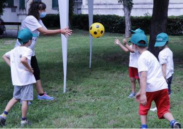 """""""Niguarda Summer Camp 2020 – La ripartenza"""": il campus estivo dedicato ai figli degli operatori di Niguarda"""