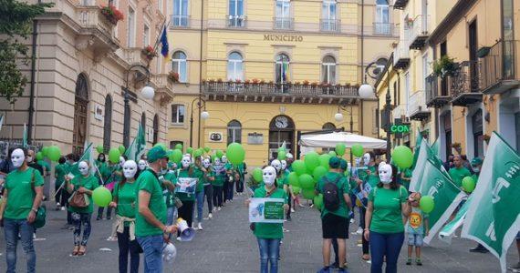 Fials Basilicata:manifestazione del 25 marzo.
