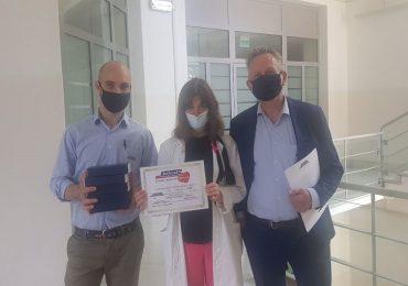 Coronavirus, Bofrost (Forlì) dona denaro e buoni spesa al personale in prima linea