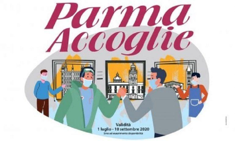 """Coronavirus, """"Parma Accoglie"""" operatori sanitari e volontari in prima linea"""