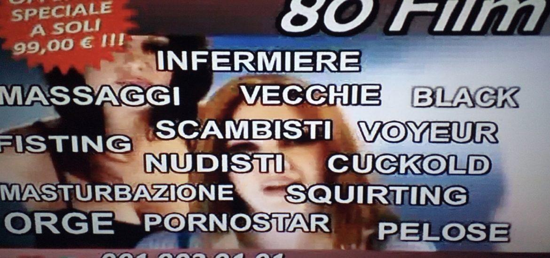 """Denominazione """"Infermeire"""" utilizzata nel manifesto di film pornografici: Adi diffida la società Digisat 1"""