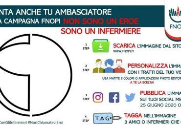 Fnopi lancia la nuova campagna #NonChiamateciEroi: partecipa all'evento social
