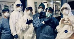 Lazio: il premio Coronavirus per gli infermieri eroi passa da € 1.000 a € 7,69 al mese 1