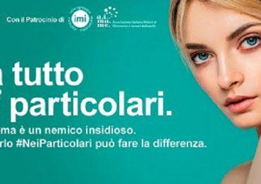 Melanoma: al via la campagna social #NeiParticolari