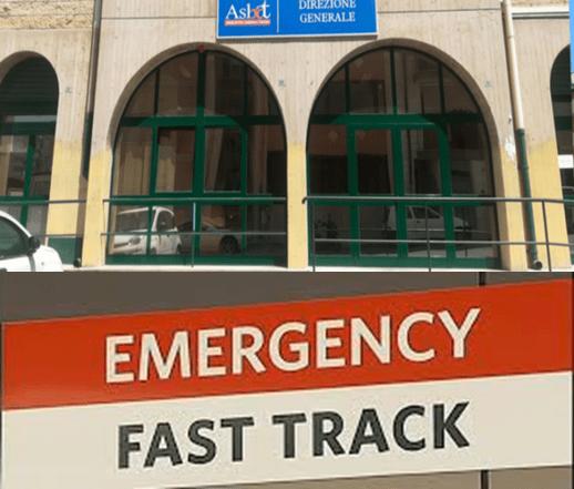 Nasce percorso Fast-Track all'interno ASL BAT: è la prima ASL Pugliese!