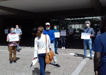 OGGI SIT IN E FLASH-MOB DI PROTESTA DEI PROFESSIONISTI SANITARI A TRENTO