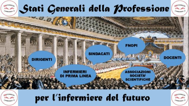 Stati Generali dell'Infermieristica per progettare la professione del futuro